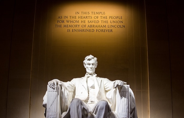 Les 40 Plus Célèbres Citations D Abraham Lincoln