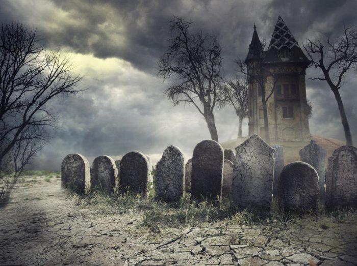 6 Fantômes de la peur