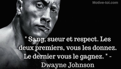 37 Citations De Dwayne Johnson The Rock Pour Rester Motivé