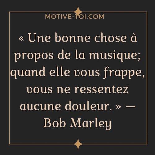 30 Citations De Sagesse Les Plus Profondes De Bob Marley
