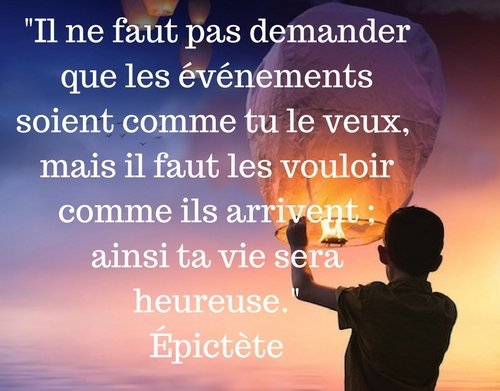 citation lacher prise