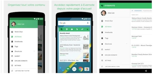 evernote application android indispensable