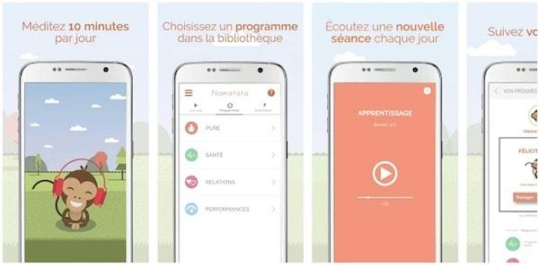 namatata application android indispensable