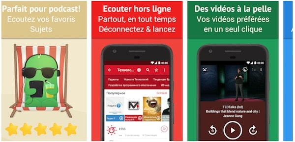 player fm application android indispensable