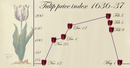 Tulipomanie : Financièrement Indépendant