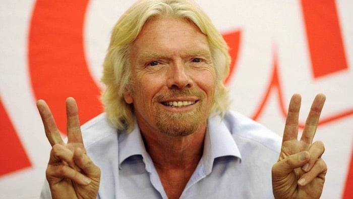 35 Citations De Richard Branson Pour Jeune Entrepreneur