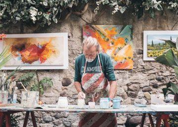 Comment l'Art-Thérapie Peut Aider À Réduire Le Stress Et l'Anxiété